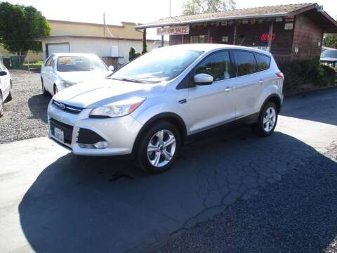 2014 Ford Escape for sale at Manzanita Car Sales in Gridley CA