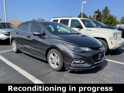2017 Chevrolet Cruze for sale at Jeff Drennen GM Superstore in Zanesville OH