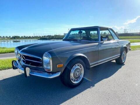 1968 Mercedes-Benz 280-Class for sale at Classic Car Deals in Cadillac MI