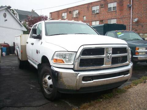 2011 RAM Ram Chassis 3500 for sale at J Michaels Auto Sales Inc in Philadelphia PA