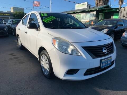 2013 Nissan Versa for sale at North County Auto in Oceanside CA