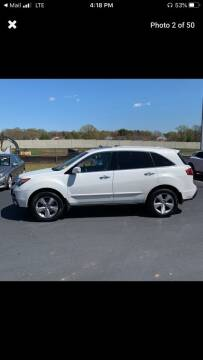 2010 Acura MDX for sale at Whites Auto Sales in Portsmouth VA