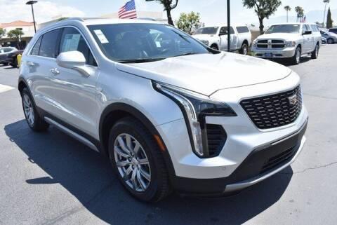2020 Cadillac XT4 for sale at DIAMOND VALLEY HONDA in Hemet CA