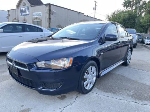 2014 Mitsubishi Lancer for sale at T & G / Auto4wholesale in Parma OH