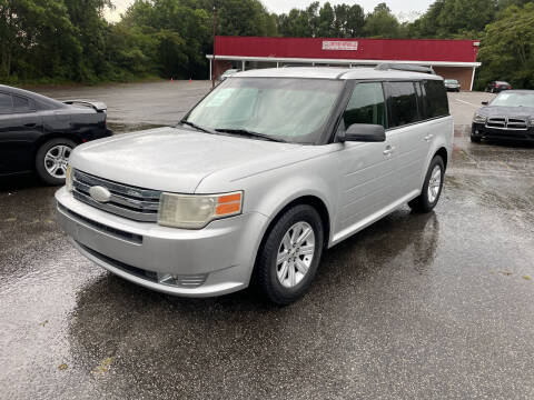 2012 Ford Flex for sale at Certified Motors LLC in Mableton GA