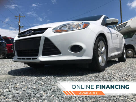 2014 Ford Focus for sale at Prime One Inc in Walkertown NC