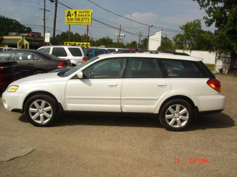 2006 Subaru Outback for sale at A-1 Auto Sales in Conroe TX
