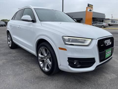 2015 Audi Q3 for sale at Lipscomb Powersports in Wichita Falls TX