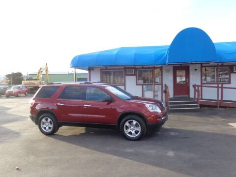 2011 GMC Acadia for sale at Jim's Cars by Priced-Rite Auto Sales in Missoula MT