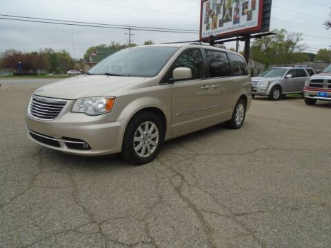 2013 Chrysler Town and Country for sale at Michigan Auto Sales in Kalamazoo MI
