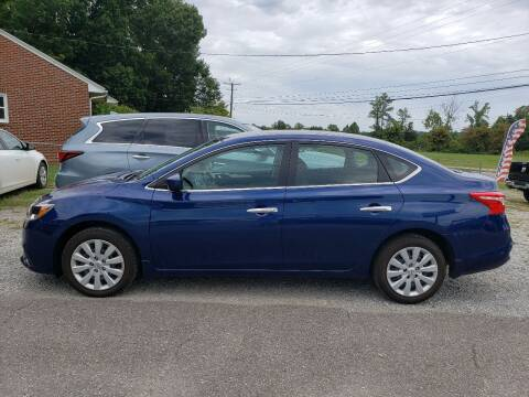 2019 Nissan Sentra for sale at 220 Auto Sales in Rocky Mount VA