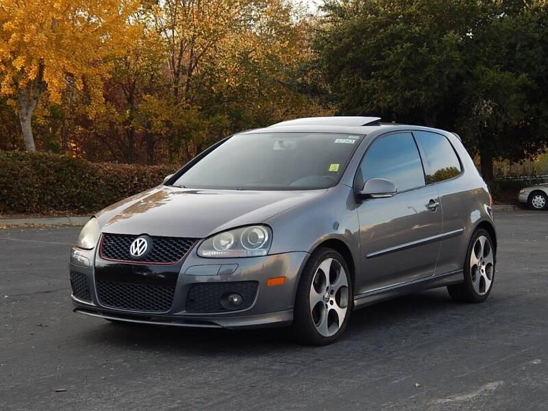 2007 Volkswagen GTI for sale at Crow`s Auto Sales in San Jose CA