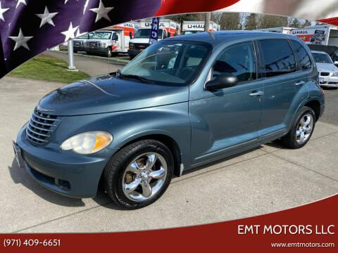 2006 Chrysler PT Cruiser for sale at EMT MOTORS LLC in Portland OR