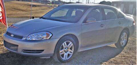 2012 Chevrolet Impala for sale at Advantage Auto Sales in Wichita Falls TX