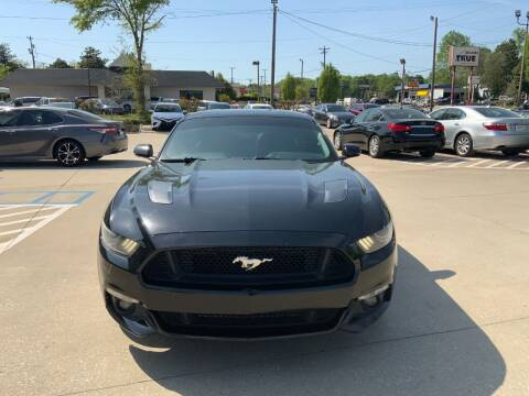 2015 Ford Mustang for sale at A & K Auto Sales in Mauldin SC