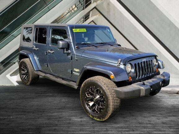 2007 Jeep Wrangler Unlimited for sale at Midlands Auto Sales in Lexington SC
