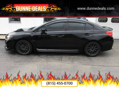 2015 Subaru WRX for sale at Dunne Deals in Crystal Lake IL