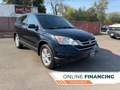 2011 Honda CR-V for sale at City Center Cars and Trucks in Roseburg OR