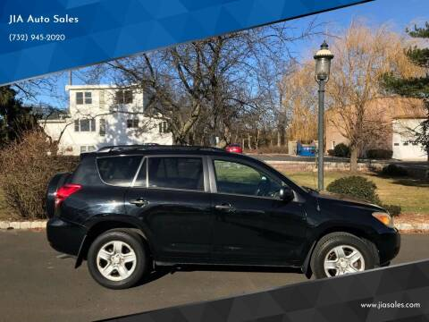 2006 Toyota RAV4 for sale at JIA Auto Sales in Port Monmouth NJ