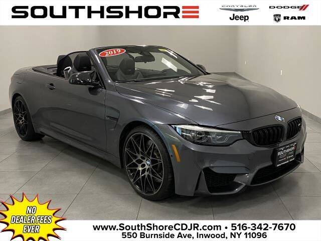 2019 BMW M4 for sale at South Shore Chrysler Dodge Jeep Ram in Inwood NY