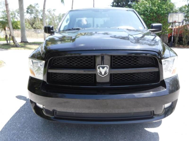 2011 RAM Ram Pickup 1500 for sale at Seven Mile Motors, Inc. in Naples FL