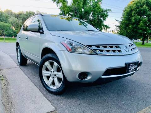2007 Nissan Murano for sale at Boise Auto Group in Boise ID
