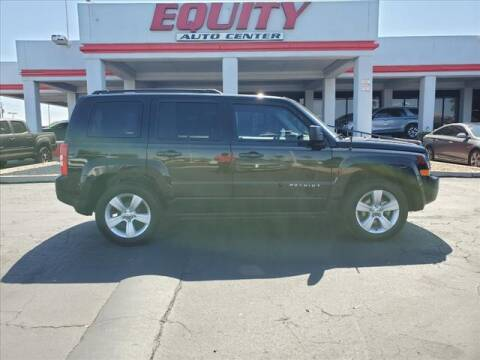 2016 Jeep Patriot for sale at EQUITY AUTO CENTER in Phoenix AZ