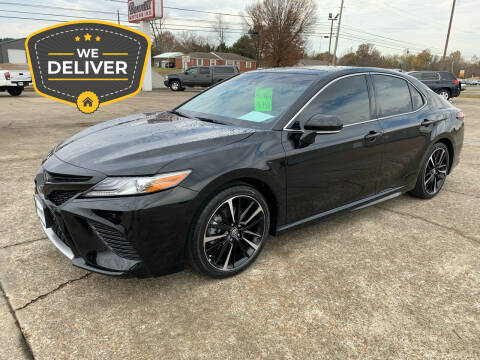 2018 Toyota Camry for sale at Bennett Motors, Inc. in Mayfield KY