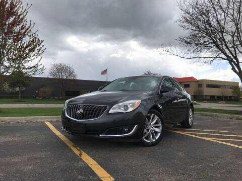 2014 Buick Regal for sale at A & R Auto Sale in Sterling Heights MI
