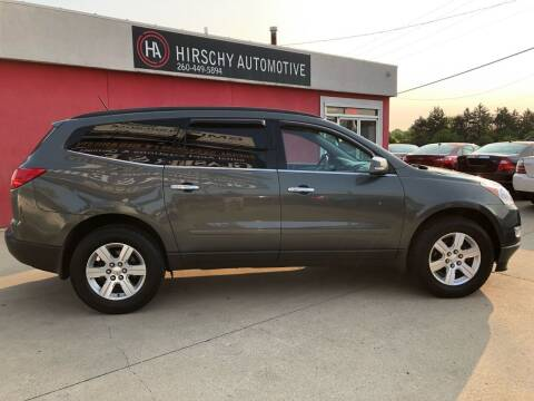 2011 Chevrolet Traverse for sale at Hirschy Automotive in Fort Wayne IN