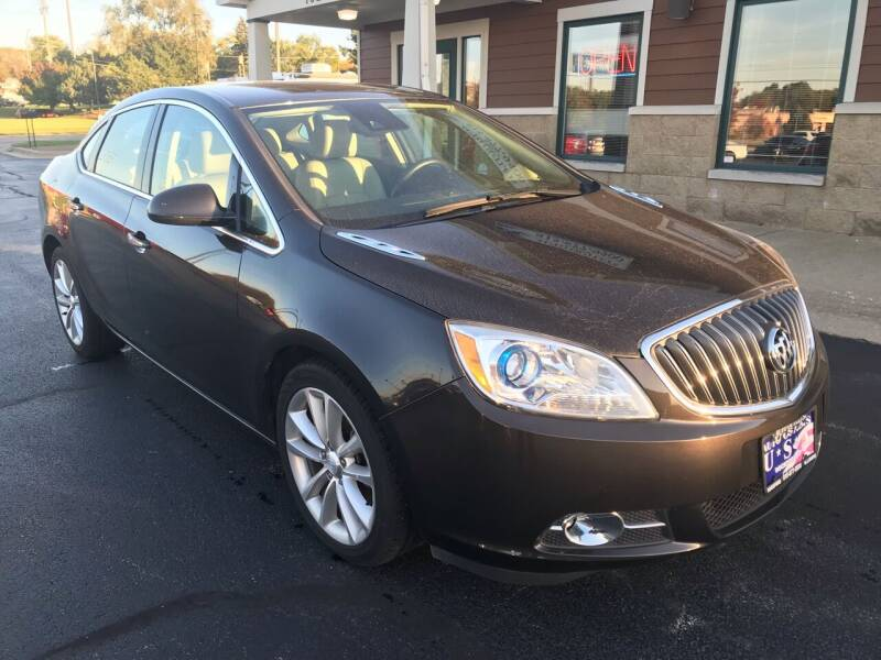 2015 Buick Verano for sale at Auto Outlets USA in Rockford IL