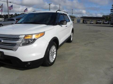 2013 Ford Explorer for sale at VANN'S AUTO MART in Jesup GA