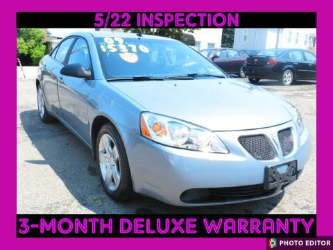 2009 Pontiac G6 for sale at 2010 Auto Sales in Glassport PA