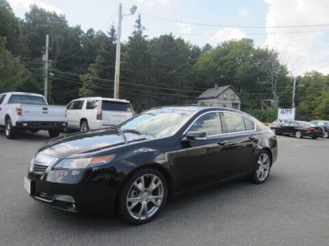 2013 Acura TL for sale at Auto Choice of Middleton in Middleton MA