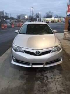 2012 Toyota Camry for sale at Right Choice Automotive in Rochester NY