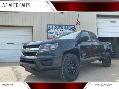 2018 Chevrolet Colorado for sale at A-1 AUTO SALES in Mansfield OH