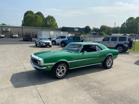 1968 Chevrolet Camaro for sale at Martin's Auto in London KY