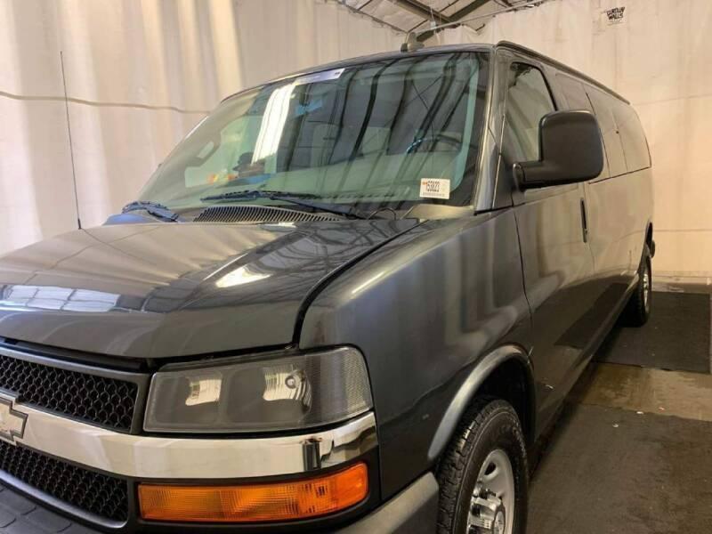 2017 Chevrolet Express Passenger for sale at Northwest Van Sales in Portland OR
