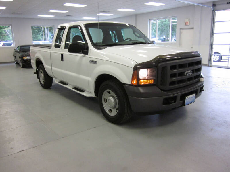 2005 Ford F-250 Super Duty for sale at Brick Street Motors in Adel IA