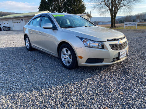 2014 Chevrolet Cruze for sale at Young's Automotive LLC in Stillwater PA