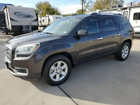 2015 GMC Acadia for sale at Kell Auto Sales, Inc - Grace Street in Wichita Falls TX