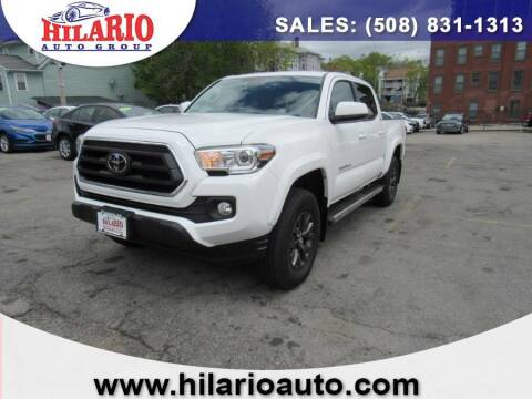 2021 Toyota Tacoma for sale at Hilario's Auto Sales in Worcester MA