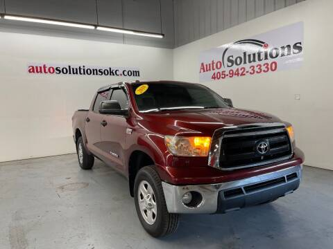 2010 Toyota Tundra for sale at Auto Solutions in Warr Acres OK