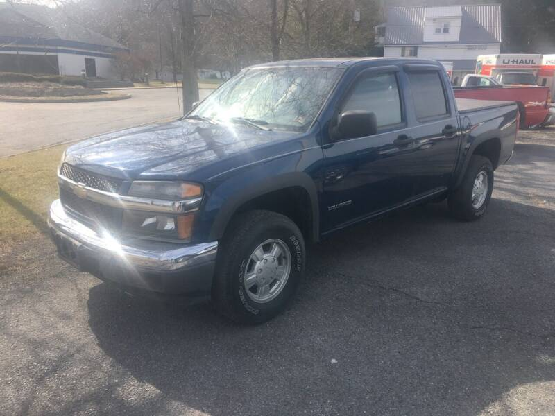 2005 Chevrolet Colorado for sale at K B Motors in Clearfield PA
