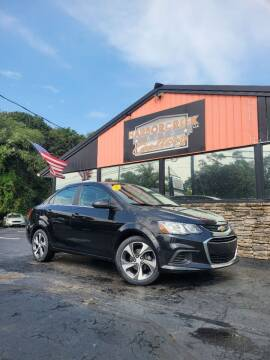 2017 Chevrolet Sonic for sale at Harborcreek Auto Gallery in Harborcreek PA
