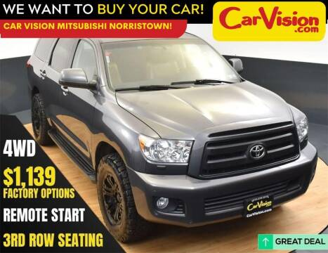 2016 Toyota Sequoia for sale at Car Vision Mitsubishi Norristown in Norristown PA