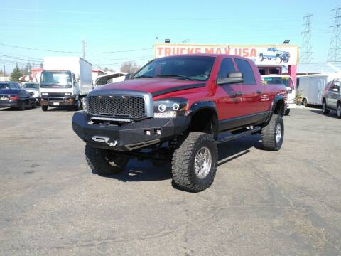 2006 Dodge Ram Pickup 2500 for sale at Trucks Max USA in Manteca CA