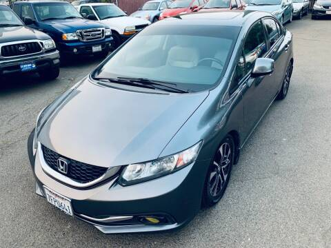 2013 Honda Civic for sale at C. H. Auto Sales in Citrus Heights CA