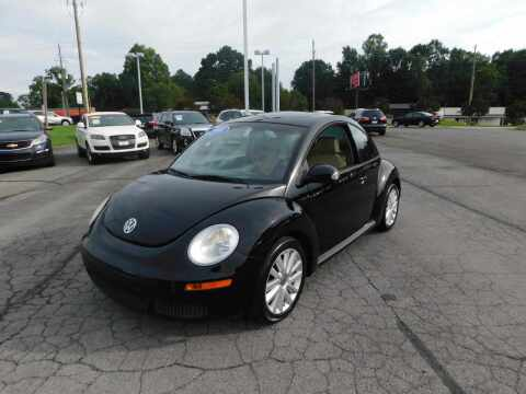 2008 Volkswagen New Beetle for sale at Paniagua Auto Mall in Dalton GA