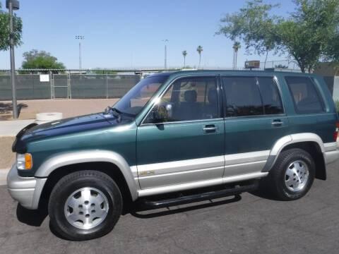 1996 Acura SLX for sale at J & E Auto Sales in Phoenix AZ